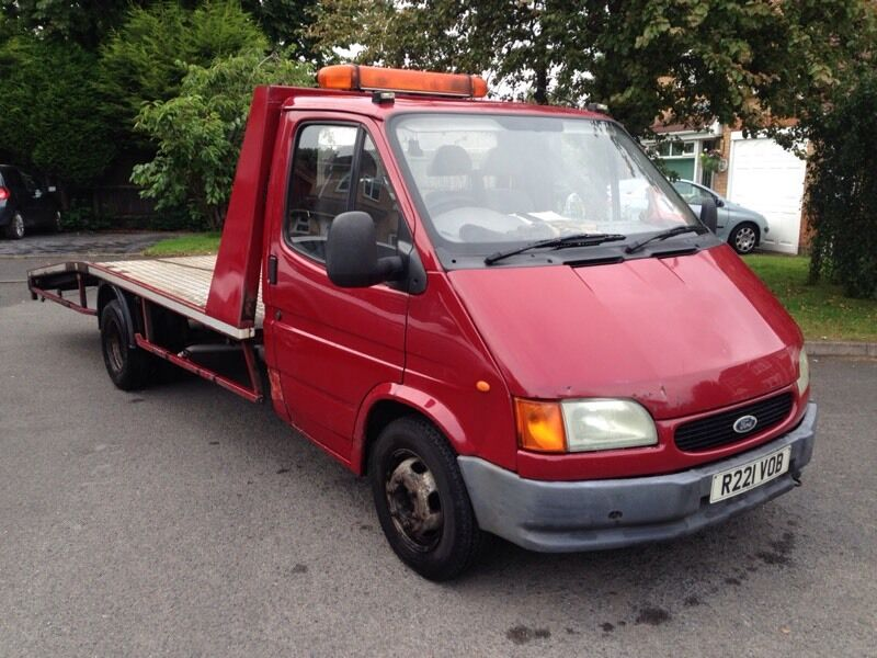 1998/R FORD TRANSIT SMILEY 2.5 DI BREAKDOWN RECOVERY TRUCK CAR TRANSPORTER | in Wolverhampton ...