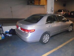 2003 Honda Accord V6 Sedan (price is firm)