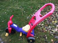 Tricycle Fisher Price  Rock, Roll and Ride