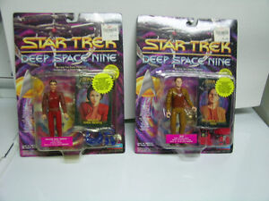 Deep Space 9  action figures 6 inch new in packages Kitchener / Waterloo Kitchener Area image 3