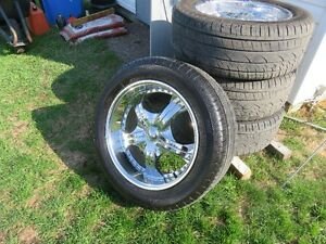 285/50R20 in Excellent Condition Kawartha Lakes Peterborough Area image 1