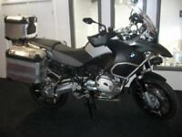 BMW gs 1200 adventure 14000 mls