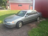 2000 Camry XLE