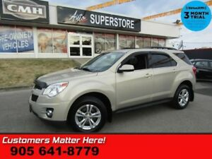 2011 Chevrolet Equinox 2LT  AWD LEATHER CAM PWR-GATE HS P/SEAT B