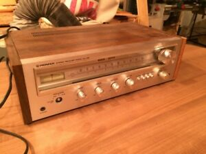 Amplificateur Pioneer Stereo Receiver Model SX-450