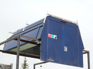 Built for the 07-13 GMC/CHEV S/B Used LEER DCU/Topper/Canopy