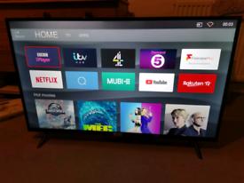 TCL 43'' 4K Smart TV
