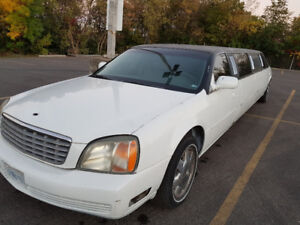 Cadillac Stretch Limousine for sale