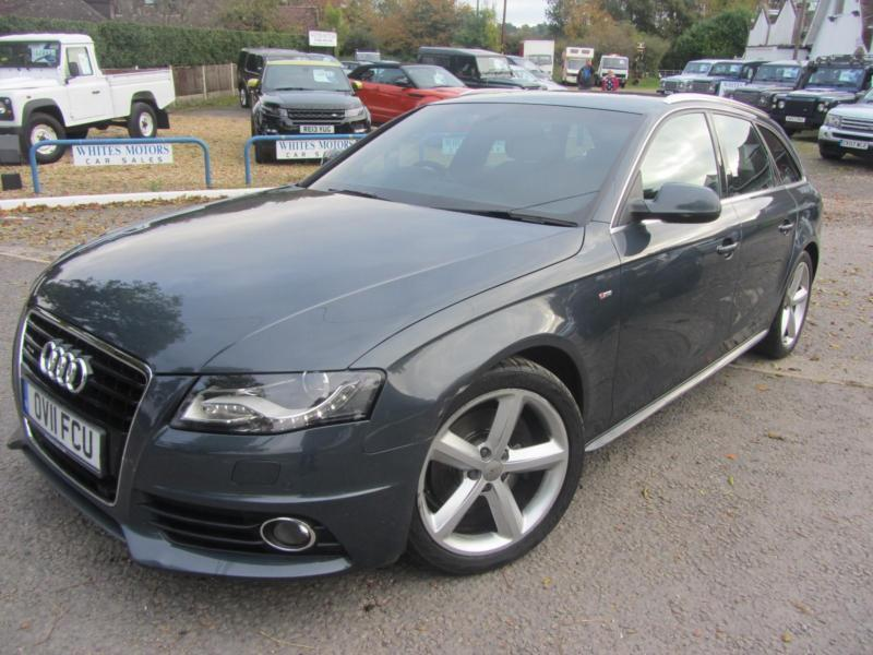 Audi a4 avant s line for sale gumtree 8