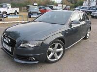Audi A4 3.0 TDi QUATTRO S LINE AVANT 240
