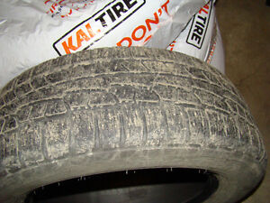 3 Nokian All Weather WRG2 Tires 225/65R17 (No rims) Edmonton Edmonton Area image 3