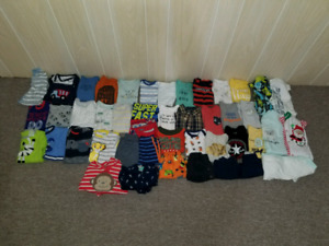 3-6 Months clothing lot !