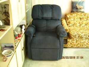 Power lift and recline chair