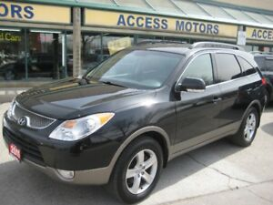 2011 Hyundai Veracruz, Perfect Condition, 7 Pass, Limited, SALE!