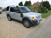 2008 08 Land Rover Discovery 3 2.7TDV6 auto XS Commercial NO VAT