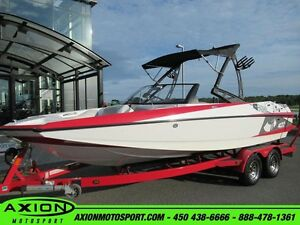 2010 Axis Wake Research A22 Malibu * Wake/Surf * 120,44$/SEMAINE