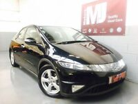 2008 HONDA CIVIC 2.2-i CDTI ES ** PAN ROOF **