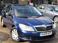 2009 SKODA OCTAVIA 1.9 TDI PD S 5DR ESTATE MANUAL DIESEL ESTATE DIESEL