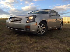 Cadillac CTS for Quads