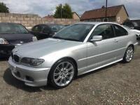 2005 BMW 3 Series 2.0 320Cd M Sport 2dr