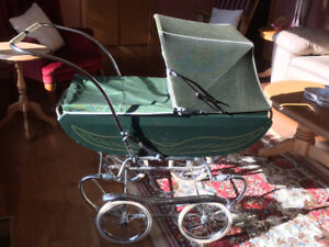 Vintage 1970's Baby Carriage