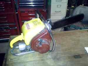 Antique chainsaw Titan 30 Kitchener / Waterloo Kitchener Area image 1