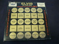 ELVIS PRESLEY (THE OTHER SIDES - A TOUCH OF GOLD VOL.2) LP