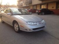 2001 Saturn S-Series SC2 Coupe (2 door)