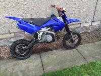 Stomp 140cc Pitbike, freshly rebuilt