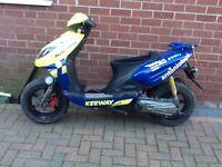 Keeway fact 50 racing spares