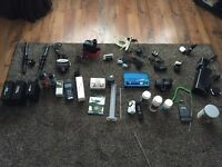 Job lot marine aquarium items all for sale
