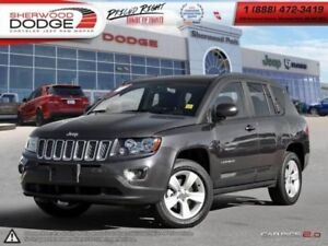 2016 Jeep Compass Sport  SUNROOF | LEATHER SEATS | HEATED SEATS