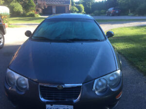 2004 Chrysler 300M with low mileage