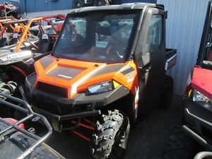 2013 Polaris Ranger XP 900 Orange Madness LE EPS