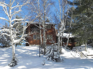Bancroft Area Cottage Rental! Perfect for Snowmobilers!