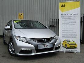 Honda Civic 2.2 I-DTEC EX (silver) 2012