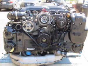 2008 JDM Subaru Impreza WRX Turbo EJ20X EJ20Y 2.0 Engine Subaru