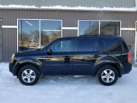 2010 Honda Pilot EX-L Winnipeg Manitoba Preview