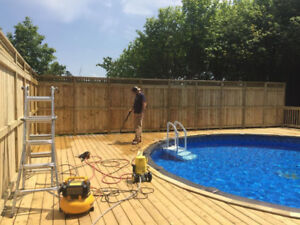 Decks and Fences - Best in Saint John