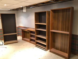 Free! Bookcases