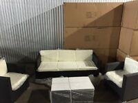 LARGE SETS -ONLY $999 tax included rattan patio sets