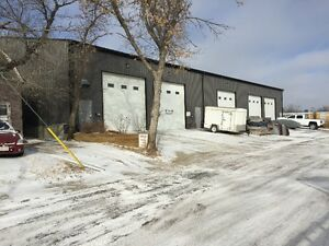 INDUSTRIAL BAYS FOR LEASE