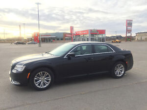 2015 Chrysler 300-Series Touring Sedan Panoramic Sunroof Leather