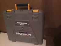 MASTERCRAFT MAXIMUM SERPENTINE SAW