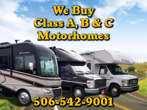 Looking to Sell or Trade in Your Motorhome?