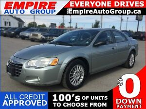 2005 CHRYSLER SEBRING TOURING * POWER GROUP * LOW KM * EXTRA CLE