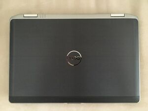 LIKE NEW DELL LATITUDE E6430 LAPTOP with CASE