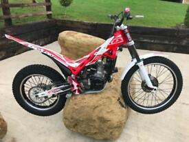 2017 Beta EVO 300cc SS Trials Bike