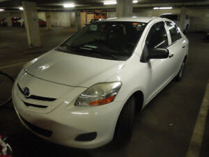 Toyota Yaris sedan -low mileage