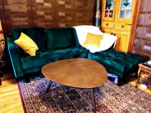 Table basse salon Mid-century / Coffee table Mid-century